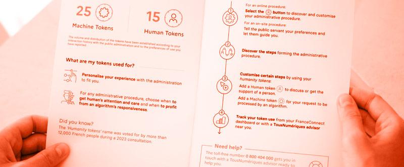 "Preview the scenario ""Humanity tokens"""